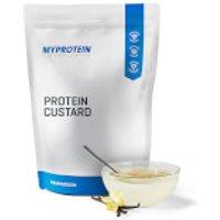 Protein Custard Mix - 500g - Pouch - Vanilla
