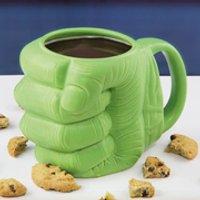 Hulk Shaped Mug - Green - Hulk Gifts