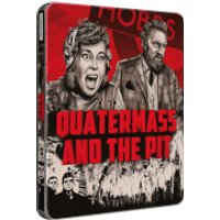 Quatermass And The Pit - Zavvi Exclusive Limited Edition Steelbook (Limited to 2000 Copies) (UK EDITION)