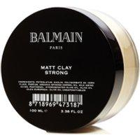 Balmain Hair Matt Clay Strong (100ml)