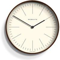 Newgate Mr. Clarke Wall Clock - Dark