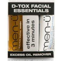 men-u D-Tox Facial Essentials (15ml)