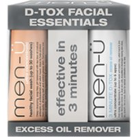 men- D-Tox Facial Essentials (15ml)