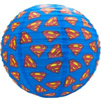 DC Comics Superman Paper Lightshade - Superman Gifts