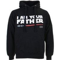 Star Wars Men's Father Sabre Hoody - Black - M - Black - Star Wars Gifts
