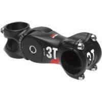 3T Arx A Team +/- 35 Degrees Stem - Black/Red - 100mm