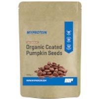 Organic Coated Pumpkin Seeds - 300g - Pouch - Milk Chocolate
