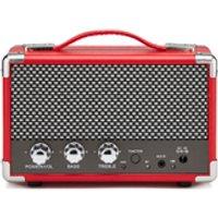 GPO Retro Mini Westwood Bluetooth Speaker - Red