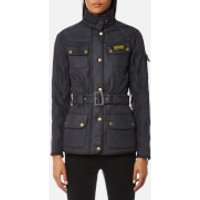 Barbour International Women's Polarquilt Jacket - Darker Navy - UK 10