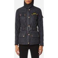 Barbour International Women's Polarquilt Jacket - Darker Navy - UK 14 - Navy