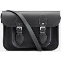 The Cambridge Satchel Company Womens 11 Inch Magnetic Satchel - Black