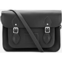 The Cambridge Satchel Company Womens 13 Inch Magnetic Satchel - Black