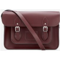 The Cambridge Satchel Company Womens 14 Inch Magnetic Satchel - Oxblood