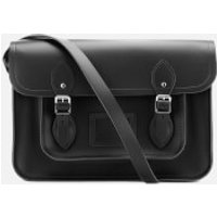 The Cambridge Satchel Company Womens 14 Inch Magnetic Satchel - Black