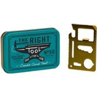 Gentlemens Hardware Credit Card Tool