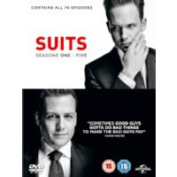Suits - Series 1-5