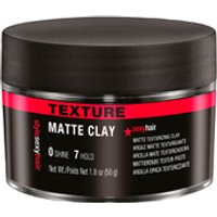 Sexy Hair Style Matte Clay 50g