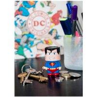 Superman Mini Look-Alite Keychain