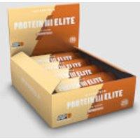 Protein Bar Elite - 12 x 70g - Toffee Vanilla