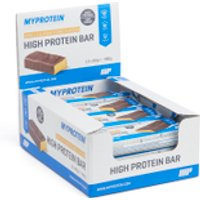 High Protein Bar - 12 x 80g - Vanilla and Honeycomb