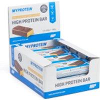 High Protein Bar - 12 x 80g - Box - Vanilla and Honeycomb