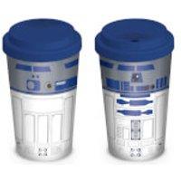 Star Wars R2-D2 Ceramic Travel Mug - Blue - Kitchen Gifts