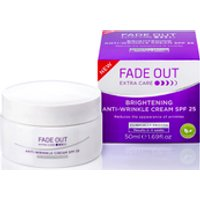 Fade Out Extra Care Brightening Anti Wrinkle Cream SPF 25 50ml