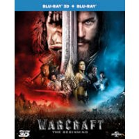 Warcraft 3D (Includes UV Copy)
