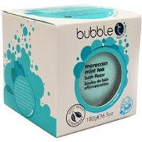 Bubble T Bath Fizzer - Moroccan Mint Tea 180g