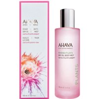 AHAVA Dry Oil Body Mist - Cactus and Pink Pepper 100ml