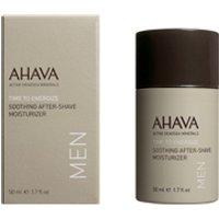AHAVA Men's Soothing After-Shave Moisturiser