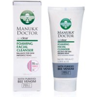 Espuma limpiadora facial ApiClear de Manuka Doctor de 100 ml