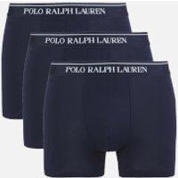 Polo Ralph Lauren Men's 3 Pack Trunk Boxer Shorts - Cruise Navy - XL - Navy