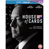 House of Cards: Season 1-4 - Red Tag