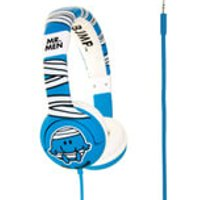 Mr. Men Children's On-Ear Headphones - Mr. Bump - Men Gifts
