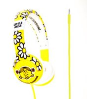 Mr. Men Children's On-Ear Headphones - Little Miss Sunshine - Little Miss Gifts