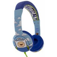 Adventure Time Jake and Finn Mathematical Childrens On-Ear Headphones