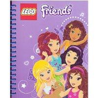 LEGO Friends: Mini Pocket Book (5002111) - Lego Friends Gifts