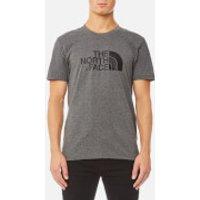 The North Face Men's Easy T-Shirt - TNF Medium Grey Heather - M