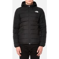The North Face Mens Lapaz Hooded Jacket - TNF Black - XL
