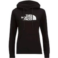 The North Face Women's Drew Peak Pullover Hoody - TNF Black - L - Black