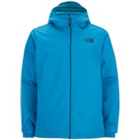 The North Face Mens Quest Insulated Jacket - Blue Aster Heather - L