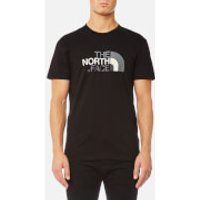 The North Face Mens Easy T-Shirt - TNF Black - XL - Black