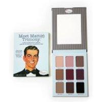 theBalm Meet Matt(e)Trimony EyeShadow Palette