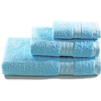 Restmor 100% Egyptian Cotton 3 Piece Towel Bale (500GSM) - Aqua