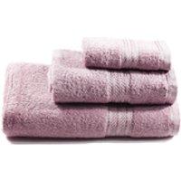 Restmor 100% Egyptian Cotton 3 Piece Towel Bale (500GSM) - Mauve