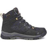 Jack Wolfskin Mens Cold Terrain Texapore Mid Boots - Black - UK 10 - Black