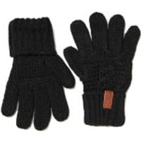 Superdry Womens North Gloves - Black