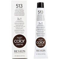 Revlon Professional Nutri Color Creme 513 Deep Chestnut 100ml
