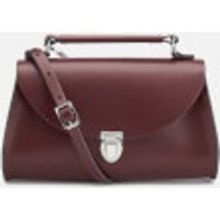 The Cambridge Satchel Company Womens Mini Poppy Shoulder Bag - Oxblood